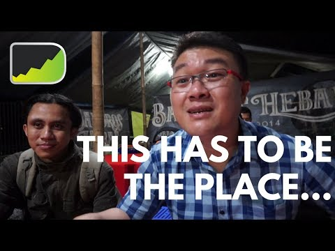 The Best Place To Trade In Indonesia (Bandung) | Jakarta For