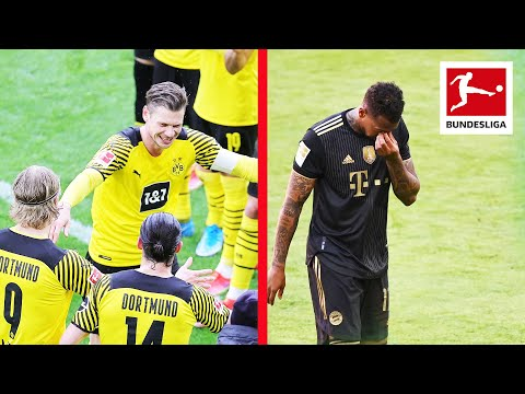 Emotional last Substitutions for Boateng, Alaba and Piszszek