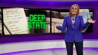 Deepest State | Full Frontal with Samantha Bee | TBS