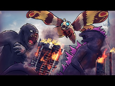 """Minecraft   Godzilla Modded Survival - """"THE APOCALYPSE BEGINS"""" #1 (MORPHING MINECRATERS)"""