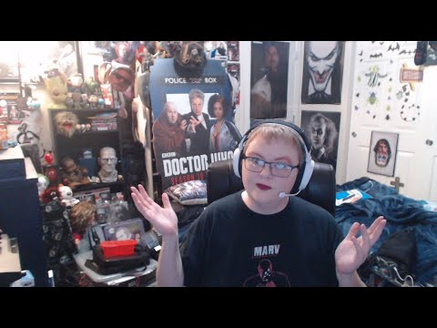 The Walking Dead Live Stream Review With Jessica Dwyer Part 2