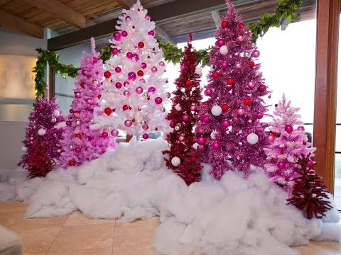 17 Pink Christmas Tree Ideas And Design