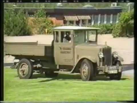 История Scania