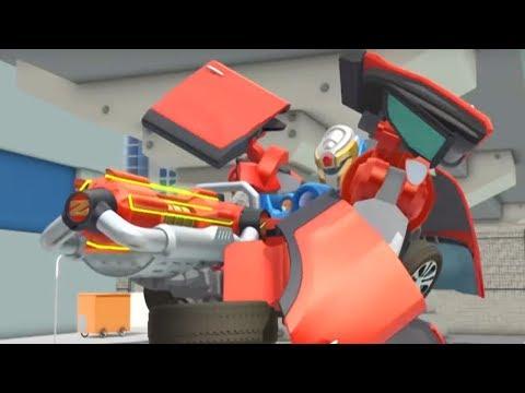 Тоботы новые серии - 13 Серия 2 сезон - мультики про роботов трансформеров [HD]