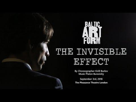 The Invisible Effect | Pleasance Theatre London