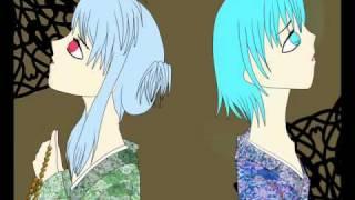 【UTAU】曾根崎心中【Nunnorü Sasayaki +  Celestine Aoi】