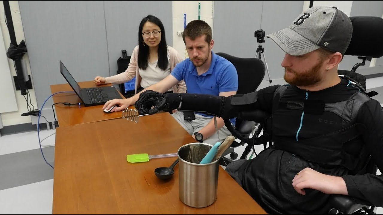 Engineering soft robots for paradigm shift in rehabilitation - Science Nation