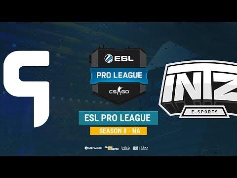 Ghost vs INTZ - ESL Pro League S8 NA - bo1 - de_inferno [sleepsomewhile]
