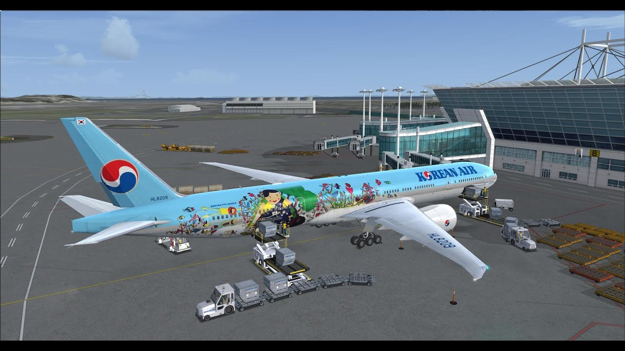 Boeing 777 300er Pss Download - sevenview