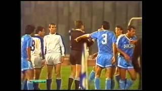 Dinamo Tbilisi* 0-0 Victoria Bucharest UEFA cup 1/16 Final 1987-88 (Second match)