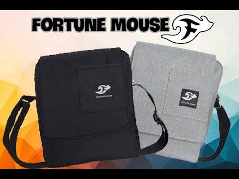 Túi đeo chéo vai đựng IPAD thời trang nam nữ Fortune Mouse C300 | Thời trang nam và những thông tin liên quan