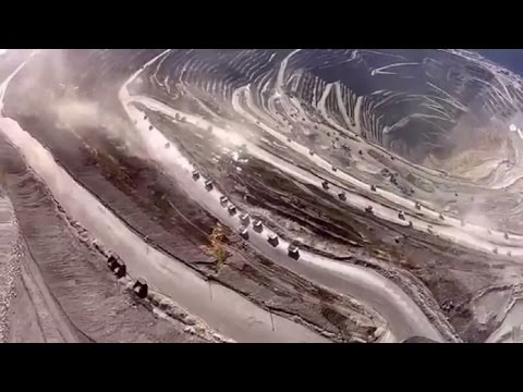 The Top 10 Biggest Gold Mine in The Worlds