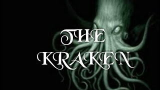 real life myths and legends   the kraken