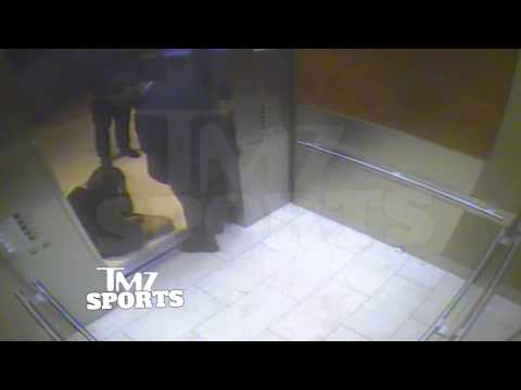 Ray Rice Knocked Out Fiancee (FULL VIDEO)