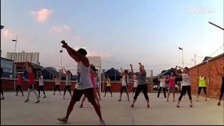 YANHEE ZUMBA DANCE FITNESS - KING Africa ( BOMBA)