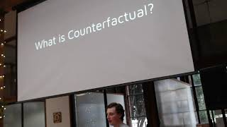 Liam Horne and Counterfactual presented by SF Ethereum Developers