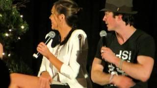 Ian Somerhalder, Paul Wesley & Arielle Kebbel-TVDOrlando Con 2013 (4)