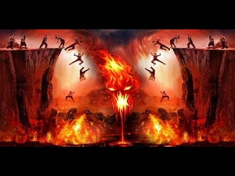 Image result for christian in hell