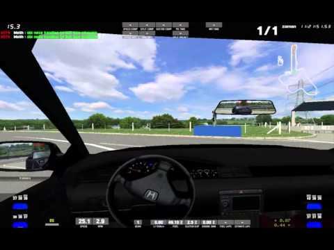 LFS Gezinti Honda Eg Vtec FXO