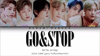 {VOSTFR/HAN/ROM} ASTRO (아스트로) - 'GO & STOP' (Color Coded Lyr…