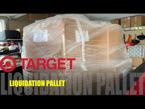 I Bought a $4000 WINE & SPIRITS Customer Return & Overstock TARGET Liquidation Pallet
