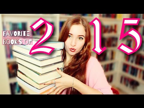 My Favorite Books of 2015!