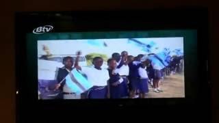 ボツワナ国営放送(BTV)-ボツワナ50周年CM