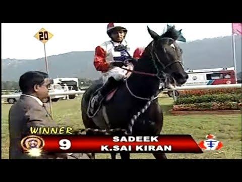 Mysore Races 25 October 2018