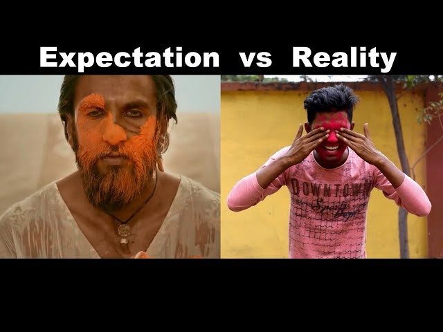 Expectation vs Reality | Real Life Funny Video | OYE TV