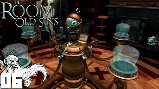 THE CURIOSITY ROOM AND KITCHEN COMPLETE!!! - The Room Old Sins Full Game Walkthrough
