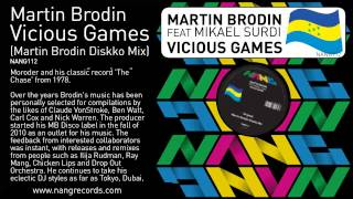 Martin Brodin - Vicious Games (Martin Brodin Diskko Mix)