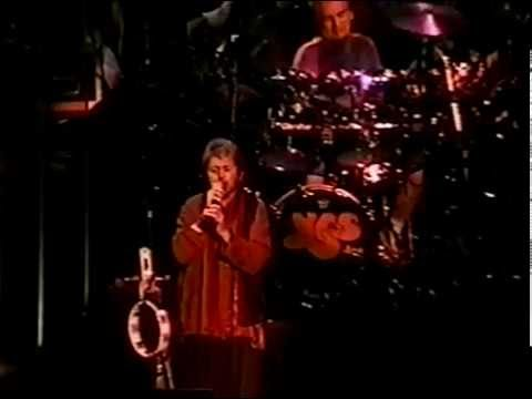 Yes - Radio City Music Hall, NYC 9/8/2001