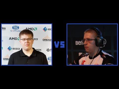EmpireHappy vs VPBenQlsLivko Game 2: Ritmix RSL II Group E - [Starcraft II]