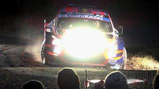 Monte Carlo Rally 2020  Shakedown  (HD)