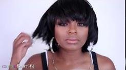 Beshe 100% Human Hair Wig Ebony Elevate Styles Youtube Channel