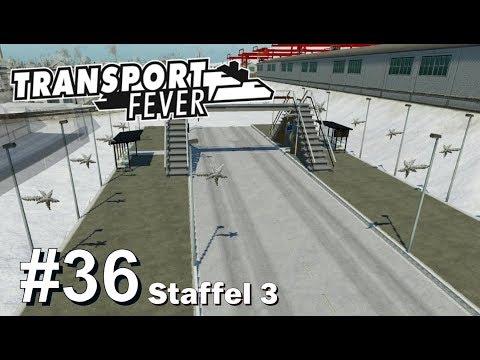 TRANSPORT FEVER S3/#36: Food & Co. für Stuttgart [Let's Play][Gameplay][German][Deutsch]