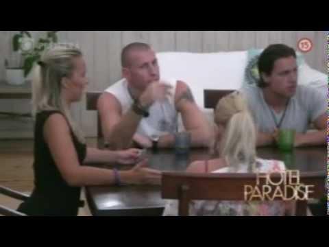 HOTEL PARADISE SLOVAKIA - Natalia sneeze.wmv