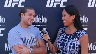 Brian Ortega kicked out all cancerous people from his camp after Max Holloway fight; Korean Zombie