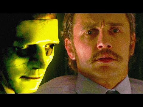 JAMES FRANCO VS GHOSTS IN A HAUNTED BANK *THE VAULT*