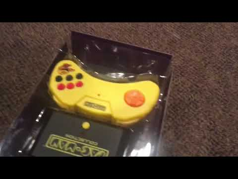 Arcade1Up Wireless Plug & Play Set - Pac-Man Unboxing. from minipicc95