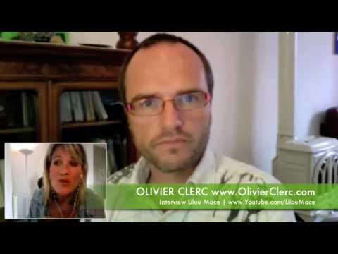(in French) Portrait: OLIVIER CLERC | Traduction, Editeur, Auteur de livres du bien-etre