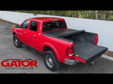 How to Install Gator Roll-up Tonneau Cover