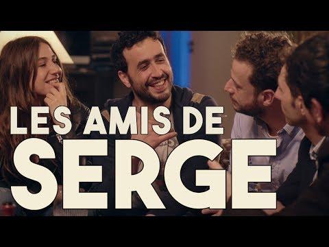Serge Le Mytho #28 - Les amis de Serge