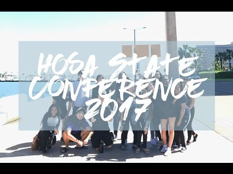 HOSA Texas State Leadership Conference 2017