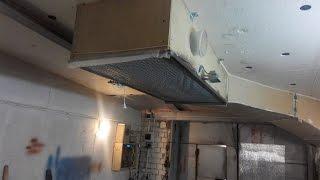 Приточно - вытяжная вентиляция в гараже. Очередной этап работ. Supply and exhaust ventilation.(На этом канале я представляю Вашему вниманию различные видео на различные темы! Для Вашего удобства все..., 2016-07-03T14:31:45.000Z)