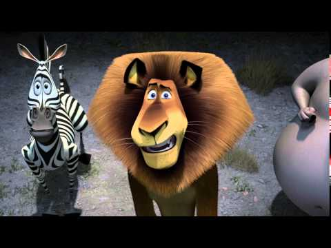 Madagascar  Car Chase Part