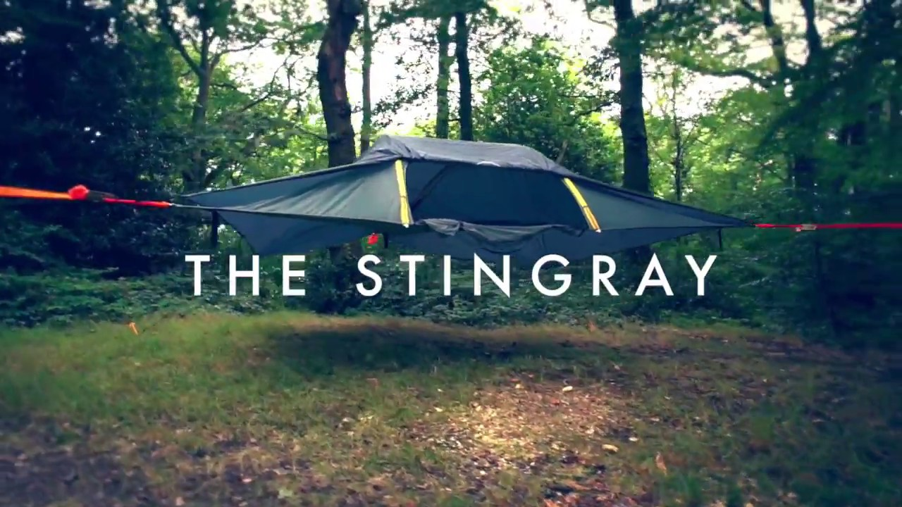How to Set up a Tentsile Stingray 2.0 & How to Set up a Tentsile Stingray 2.0 - YouTube