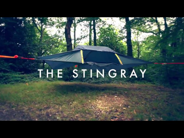 How to Set up a Tentsile Stingray 2.0  sc 1 st  Best C&ing Hammock Gear & Head to Head Comparison | Tentsile Vista vs Stingray