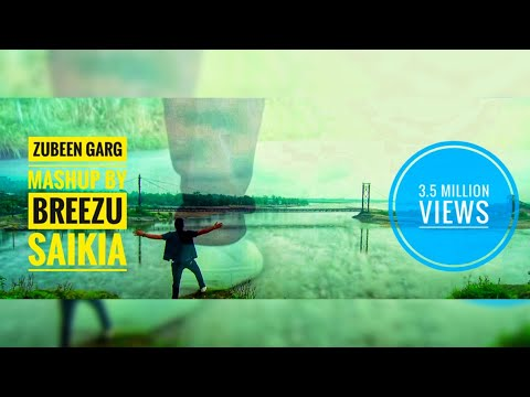 Zubeen Garg Mashup(Birthday special)| Breezu saikia |2018