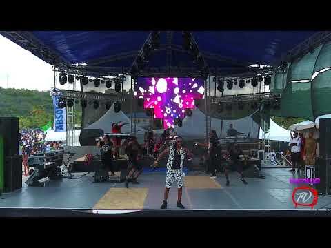 Admiral T - Gwadada live (Anguilla August Monday 2017)